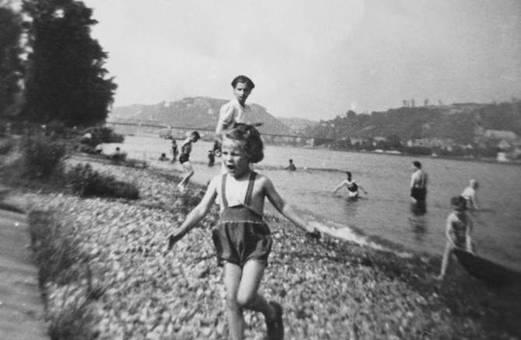 In den Rheinanlagen in Koblenz