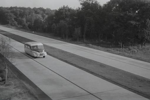 Neue Fernverkehrsstraße