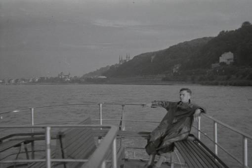 Schifffahrt zum Rolandseck