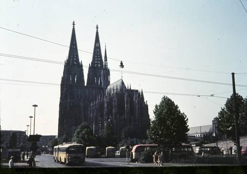 Kölner Busbahnhof