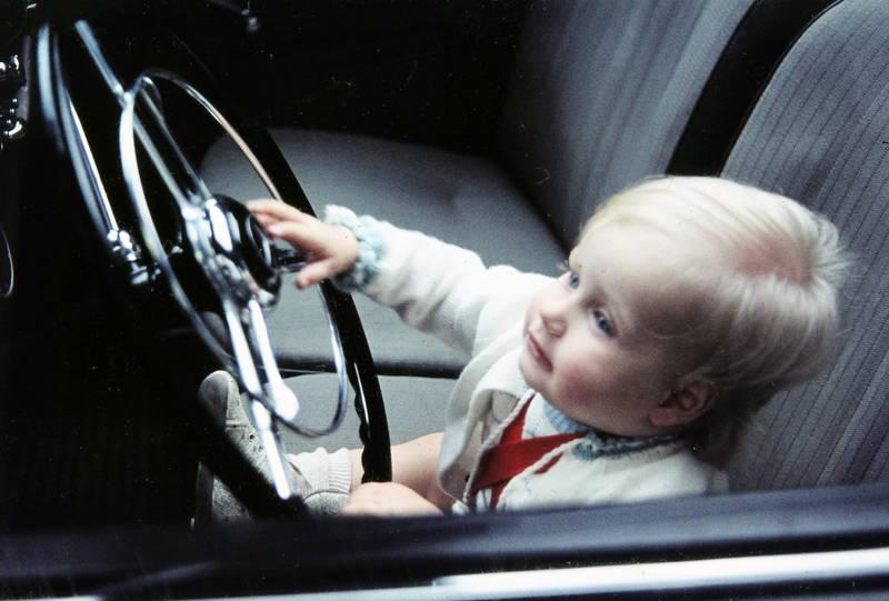 auto, fahrersitz, KFZ, kind, Kindheit, lenkrad, PKW
