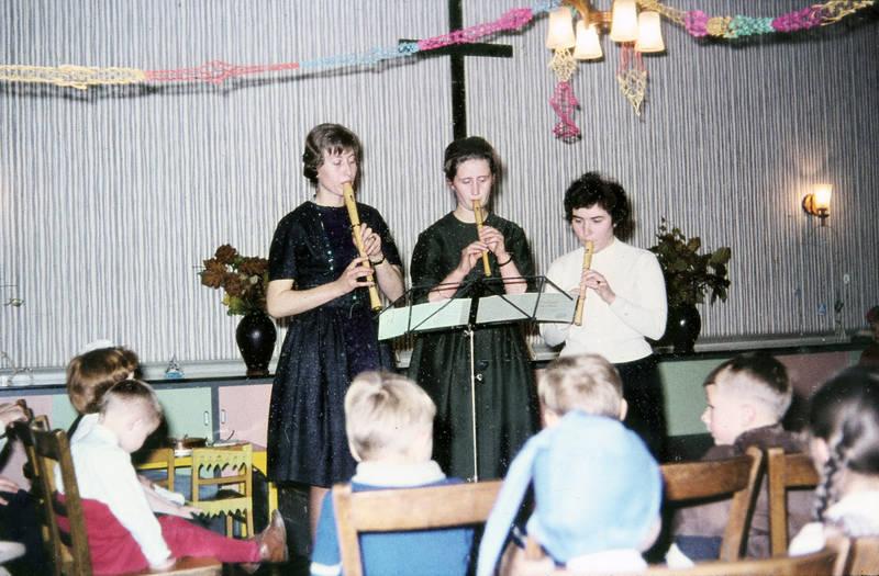 Blockflöte, flöte, kind, Kindheit, konzert