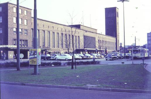 Düsseldorf Bahnhof