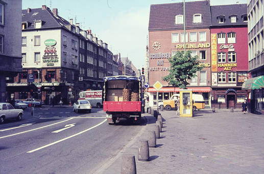 Alltag in Düsseldorf