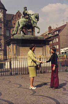 Jan-Wellem-Reiterdenkmal