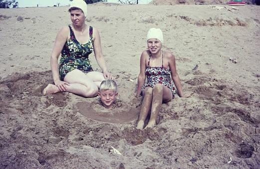 Kopf nicht in den Sand stecken