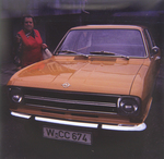Opel aus Wuppertal