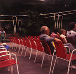 Rote Stühle