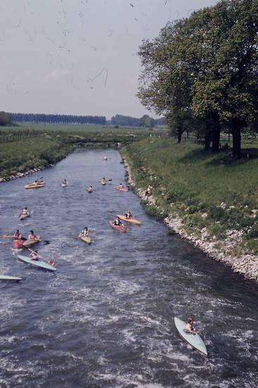 Benninghausen, boote, Bootsgasse, kanusport, Liesborn-Göttingen, Lippe