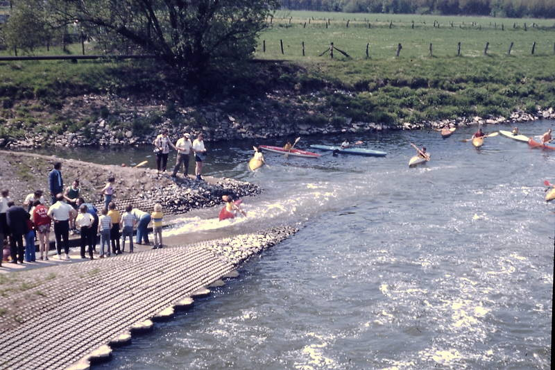 Benninghausen, boote, Bootsgasse, kanusport, Lippe