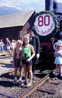 80-Jahre Gailtalbahn