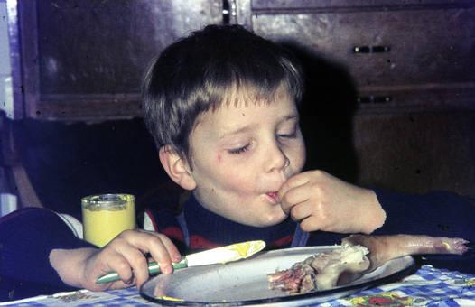 Schwänzchen essen