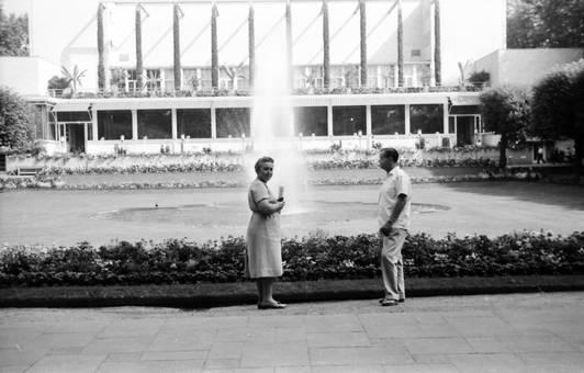 Springbrunnenromanze