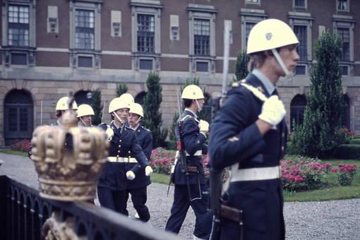 Wachablösung in Stockholm