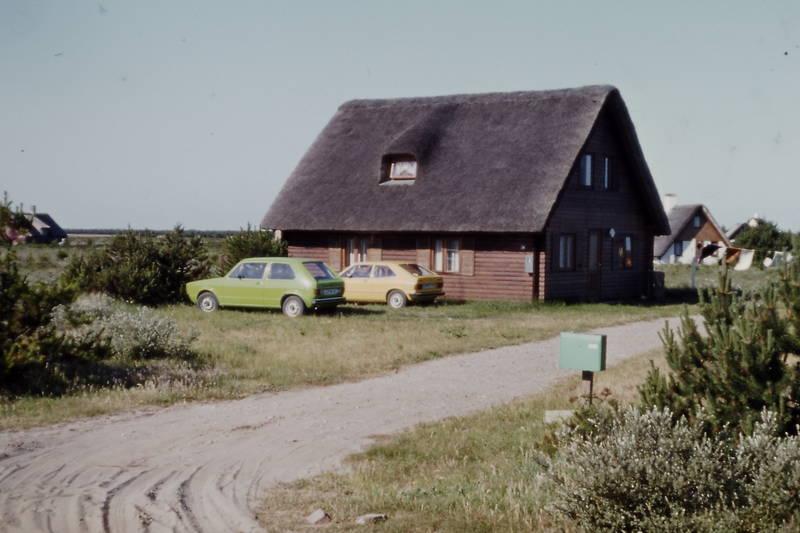Blockhaus, dänemark, ferienhaus, Römö