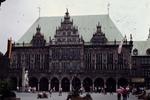 Das Rathaus von Bremen