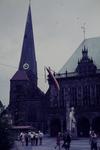 Roland und Rathaus in Bremen