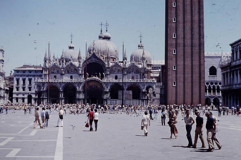 Markusdom, Markusplatz, Venedig