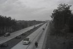 Autobahn ohne Stau
