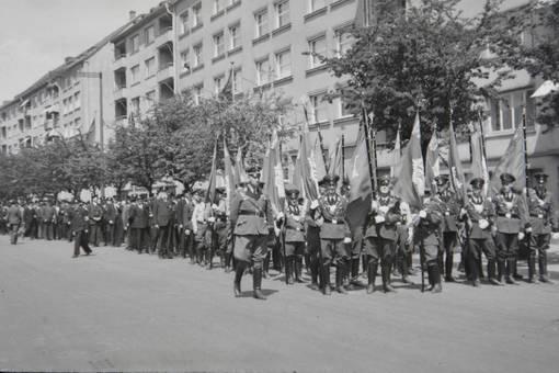 Polizeiparade