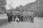 Gruppenbild von Polizisten