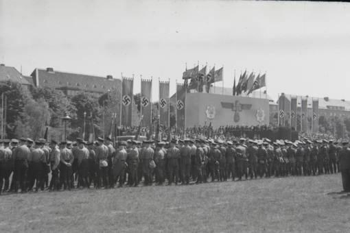 NS-Polizeiversammlung