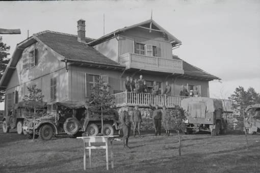 Besetzes Haus