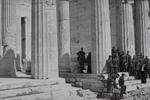 Soldaten bei der Akropolis