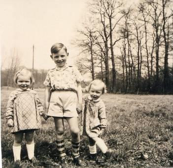 Geschwister 1956