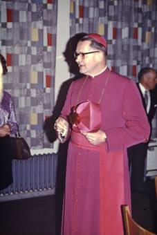 Besuch des Bischofs
