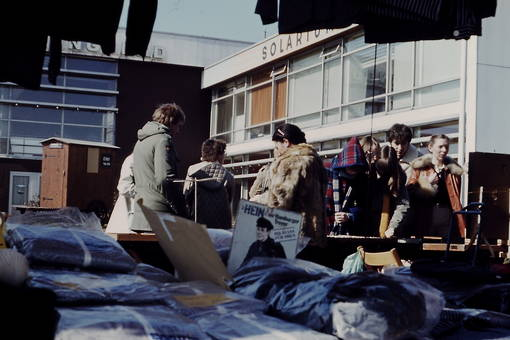 Ostern 1980 in Grömitz