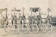 Die Fahrradgang
