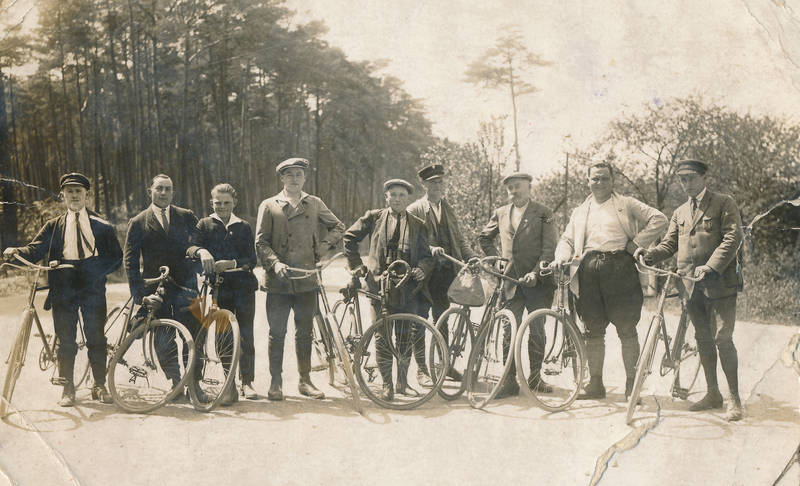 fahrrad, Fahrradfahrer