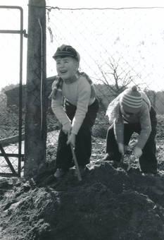Umgraben