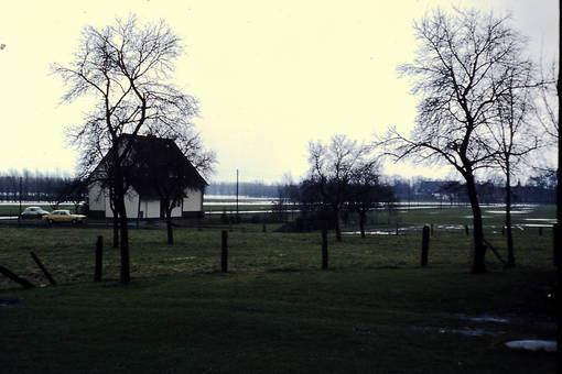 Lippehochwasser März 1981