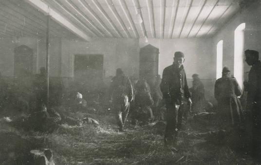 Soldatenunterkunft