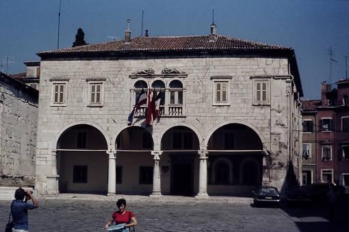 Rathaus von Pula