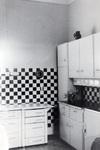 Küche und Kacheln