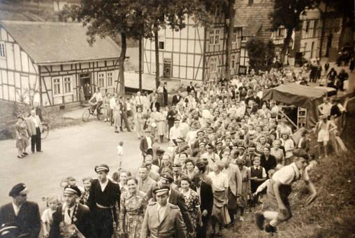 Schützenfest in Bilstein