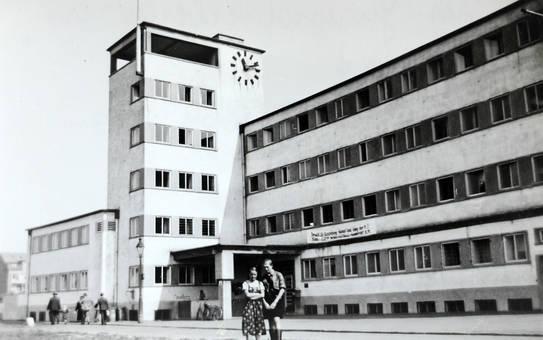 Jugendherberge in Frankfurt