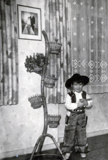 cowboy, freizeit, karneval, Kindheit, Kostüm, verkleidung