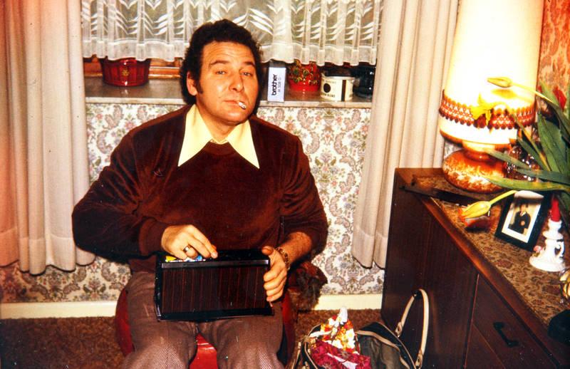 brother, geschenk, lampe, rauchen, Weihnachten, zigarette