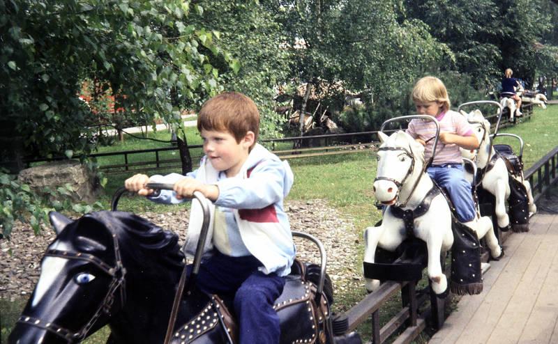 Bestwig, Fahrgeschäft, Fort, Fun, Kinderfahrgeschäft, Pferd