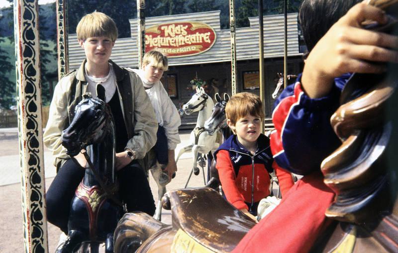 Bestwig, Fort Fun, Karussell, Kindheit