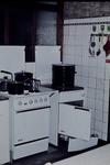 Küche in den 70er Jahren