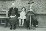 Besuch bei den Großeltern