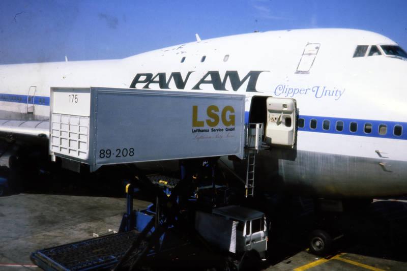 Airline, Flughafen, flugzeug, lufthansa, Pan Am, Pan American