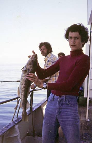 fisch, Fischfang, Petri heil, seefahrt