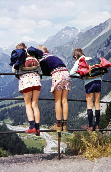 Alpen, Berg, Kindheit, Schweiz, urlaub, wandern