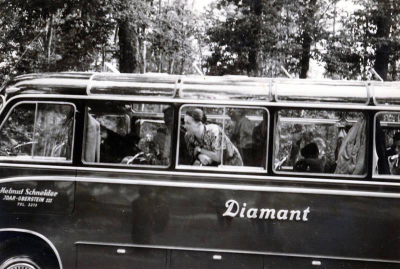 ausflug, bus, busunternehmen, diamant, Fenster, helmut schneider, ida-oberstein, KFZ, Reisebus